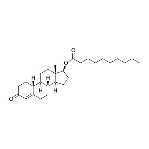 Nandrolone decanoate androgen, anabolic steroid, androgen ester, progestogen
