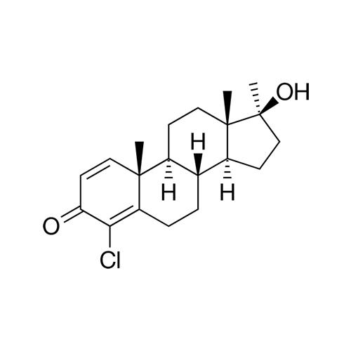 Chlorodehydromethyltestosterone Androgen, anabolic steroid