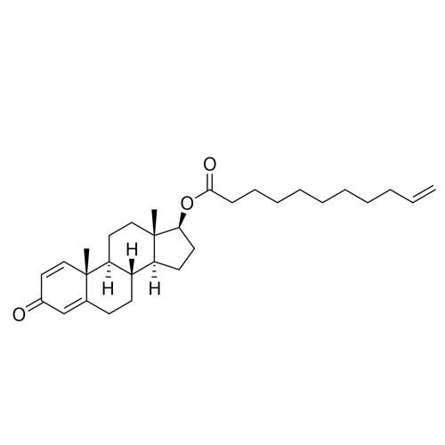 Boldenone undecylenate  Androgen, Anabolic steroid, Androgen ester