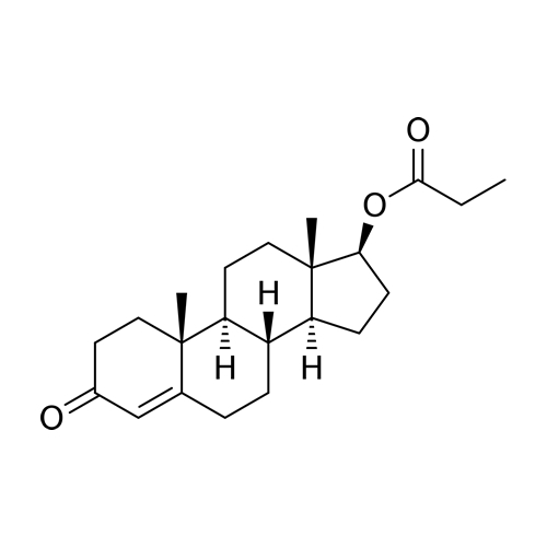 Testosterone Propionate  Androgen, Anabolic steroid, Androgen ester