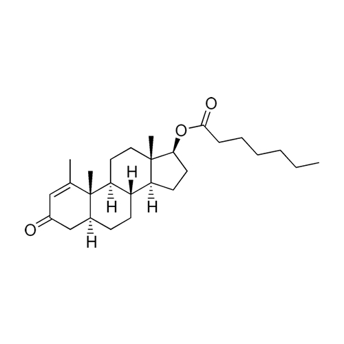 Methenolone enanthate  androgen, anabolic steroid, androgen ester