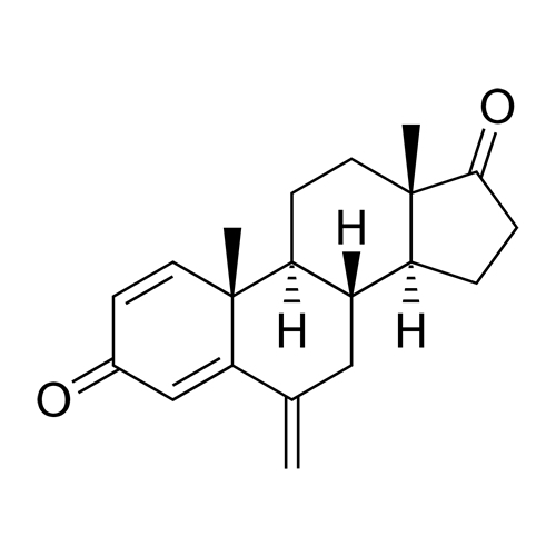 Exemestane Aromatase inhibitor, Antiestrogen