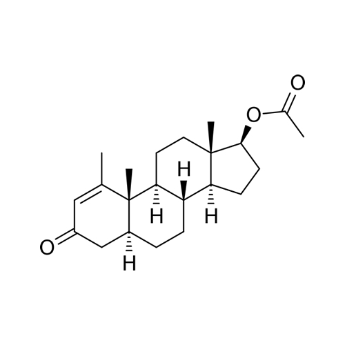 Methenolone acetate  androgen, anabolic steroid, androgen ester